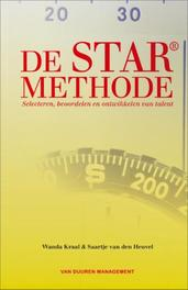 De STAR-methode Selecteren, beoordelen en ontwikkelen van talent, Kraal, Wanda, Paperback