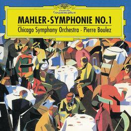 SYMPHONY NO.1 W/CHICAGO SYMPHONY ORCH., PIERRE BOULEZ Audio CD, G. MAHLER, CD