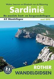 Sardinie 63 kust- en bergwandelingen, Elisabeth van de Wetering, Paperback
