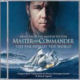 MASTER & COMMANDER W/YO-YO MA.../MUSIC BY RICHARD TOGNETTI/FILM BY P.WEIR Audio CD, OST, CD