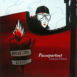 PASSAPARTOUT GYPSY MEETS PAOLO CONTE & SWING ORCHESTRA COCO, CD