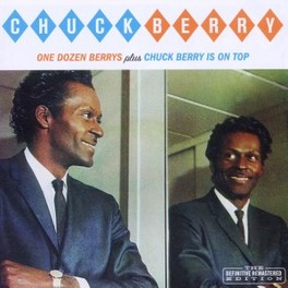 ONE DOZEN BERRYS +.. .. CHUCK BERRY IS ON TOP CHUCK BERRY, CD