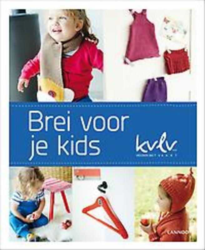 Brei voor je kids KVLV, Paperback