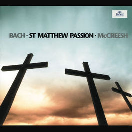 ST.MATTHEW PASSION /PAUL MCCREESH (REC.WITH 8 SOLISTS & 2 CHAMBER ORCH.) Audio CD, J.S. BACH, CD
