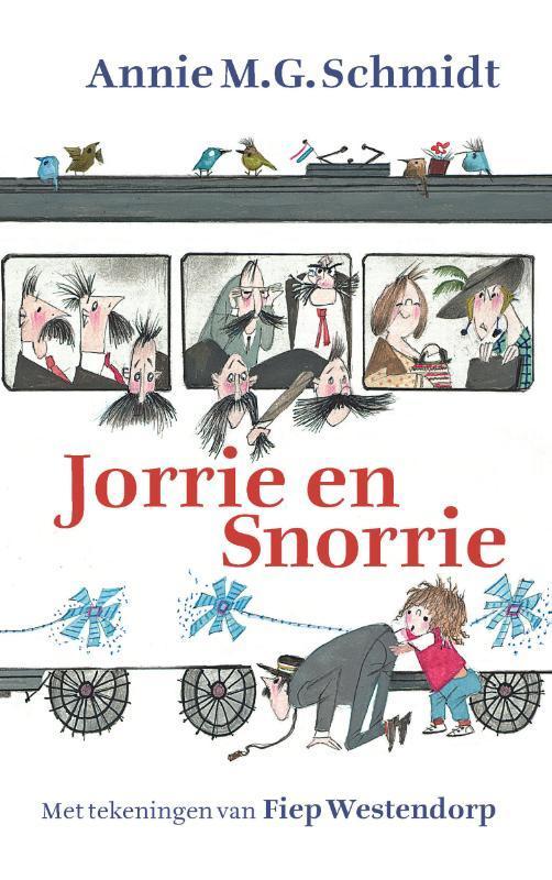 Jorrie en Snorrie Schmidt, Annie M.G., Hardcover