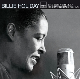 BEN WEBSTER & HARRY.. .. EDISON SESIONS BILLIE HOLIDAY, CD