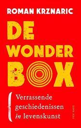 De wonderbox verrassende geschiedenissen in levenskunst, Roman Krznaric, Paperback