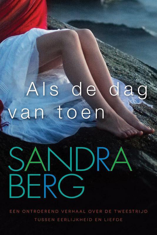 Als de dag van toen Sandra Berg, Paperback