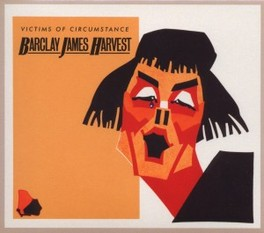 VICTIMS OF CIRCUMSTANCE REMASTERED & EXPANDED 2CD EDITION OF 1984 ALBUM BARCLAY JAMES HARVEST, CD