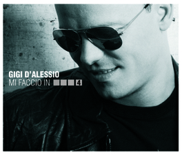 MI FACCIO IN QUATTRO Audio CD, GIGI D'ALESSIO, CD