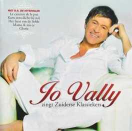 JO VALLY ZINGT ZUIDERSE.. .. KLASSIEKERS JO VALLY, CD