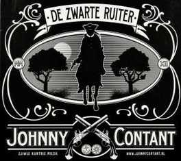 DE ZWARTE RUITER JOHNNY CONTANT, CD