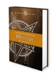 Oblivion De kracht van Vijf, Horowitz, Anthony, Hardcover