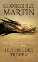 Het spel der tronen Het lied van ijs en vuur, Martin, George R.R., Hardcover