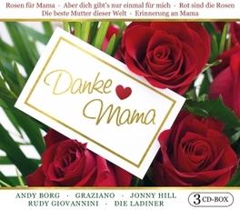 DANKE MAMA V/A, CD
