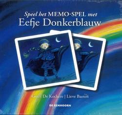 Eefje Donkerblauw Memoryspel
