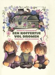 Een koffertje vol dromen Mariette Vanhalewijn, Hardcover