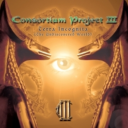 TERRA.. -REMAST- .. INCOGNITA (THE UNDISCOVERED WORLD) CONSORTIUM PROJECT III, CD