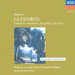 LA FAVORITA -GA- PAVAROTTITEATRO COM.BOLOGNABONYNGE Audio CD, G. DONIZETTI, CD