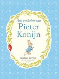Alle verhalen van Pieter Konijn Beatrix Potter, Hardcover