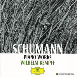 PIANO WORKS *BOX* W/WILHELM KEMPFF-PIANO Audio CD, R. SCHUMANN, CD