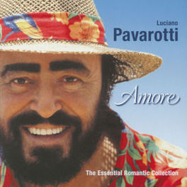AMORE ESSENTIAL ROMANTIC COLLECTION LUCIANO PAVAROTTI, CD