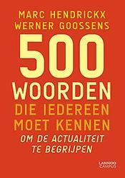 500 woorden die iedereen...