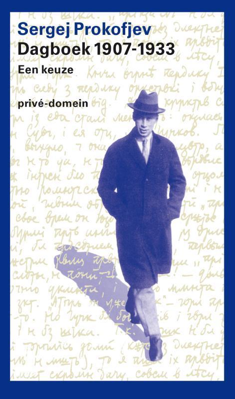 Dagboek 1907-1933. Een keuze, Sergej Prokofjev, Paperback