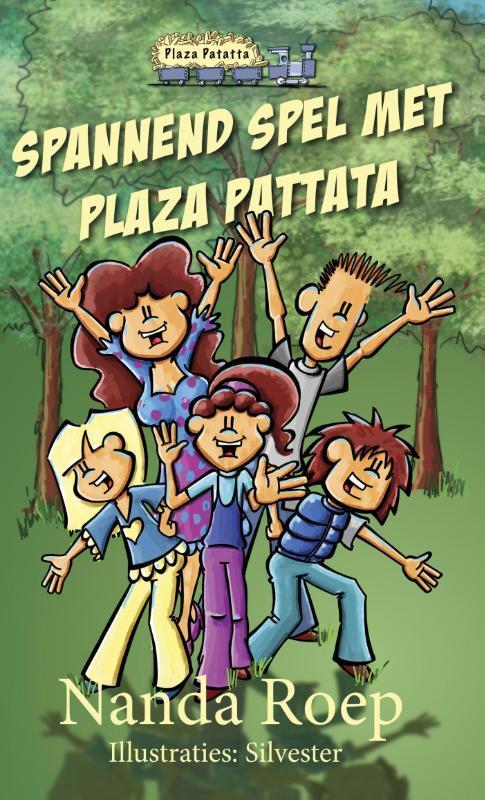 Spannend spel met Plaza Patatta Plaza Patatta, Roep, Nanda, Paperback