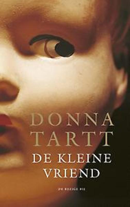 De kleine vriend Tartt, Donna, Paperback