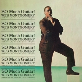 SO MUCH GUITAR WES MONTGOMERY, CD