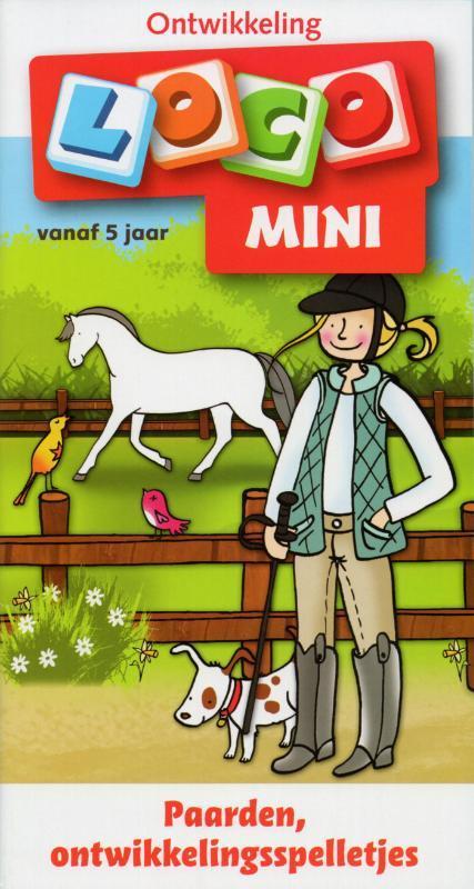 Mini Loco Paarden Ontwikkelingsspelletjes