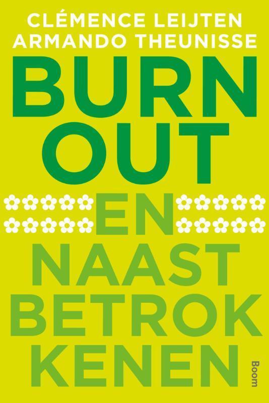Burn-out en naastbetrokkenen Clemence Leijten, Paperback