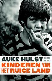 Kinderen van het ruige land Auke Hulst, Paperback