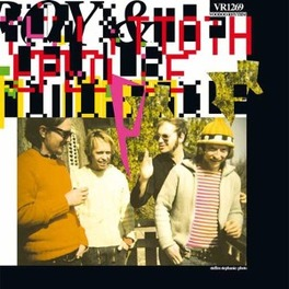 TELL IT TO THE PEOPLE .. PEOPLE//1998 ALBUM REISSUE ROY & THE DEVIL'S MOTORCYCLE, CD