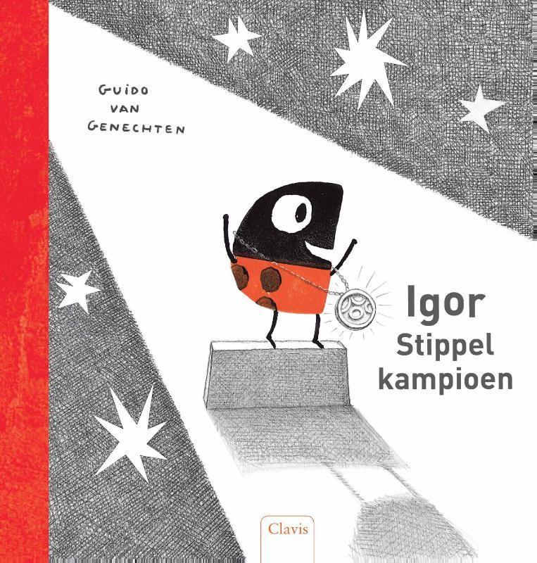 Igor stippelkampioen Van Genechten, Guido, Hardcover