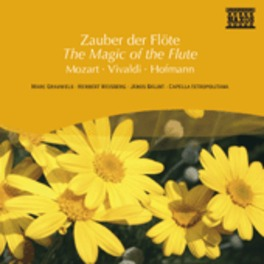 MAGIC OF THE FLUTE MOZART/VIVALDI/HOFMANN V/A, CD