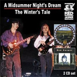 A MIDSUMMER NIGHT'S.. .. DREAM/THE WINTER'S TALE RED JASPER, CD