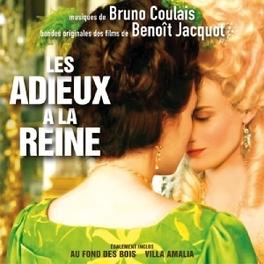 LES ADIEUX A LA REINE MUSIC BY BRUNO COULAIS OST, CD