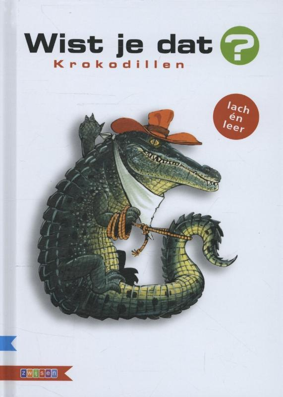 Krokodillen Wist je dat?, Sampar, Hardcover