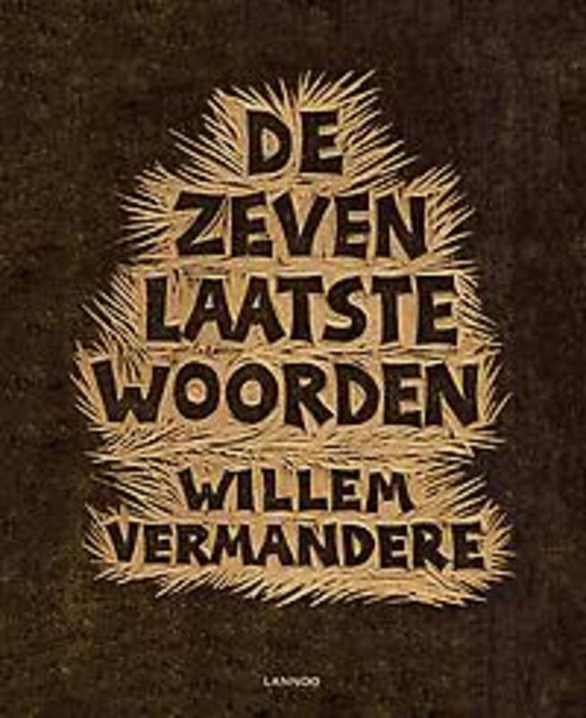 De zeven laatste woorden Willem Vermandere, Hardcover