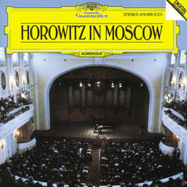 HOROWITZ IN MOSCOW HOROWITZ, V Audio CD, VLADIMIR HOROWITZ, CD