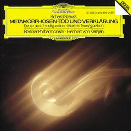 METAMORPHOSES/DEATH & TRA BP/KARAJAN Audio CD, R. STRAUSS, CD