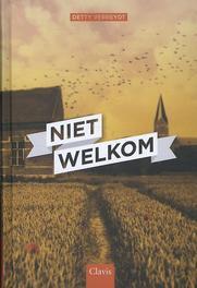 Niet welkom Detty Verreydt, Hardcover