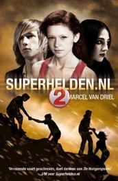 Superhelden.nl 2 Deel 2 Superhelden.nl, Van Driel, Marcel, Hardcover