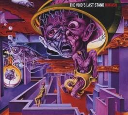 RAKASH VOID'S LAST STAND, CD