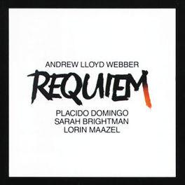 REQUIEM WITH PLACIDO DOMINGO, SARAH BRIGHTMAN AND LORIN MAAZEL Audio CD, ANDREW LLOYD WEBBER, CD