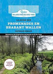 Le guide des promenades en Brabant Wallon