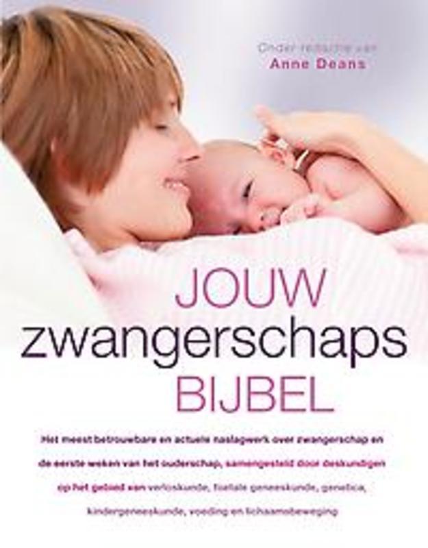 Jouw zwangerschaps bijbel. Deans, Anne, Hardcover  <span class=