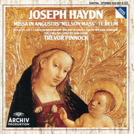 NELSON MASS ENGLISH CONCERT CHOIR/EC/PINNOCK Audio CD, J. HAYDN, CD